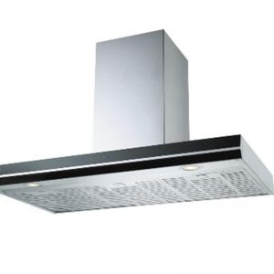 T Shape 900MM S/Steel Digital Control Hood