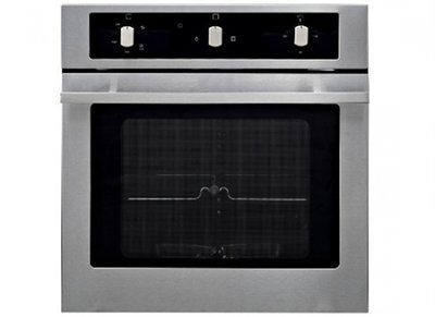 61L Multi-Function Gas/Electric S/Steel Oven(Manual)