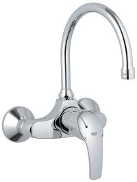Eurosmart Single lever Sink Mixer